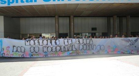 !!!SALVEMOS EL HOSPITAL PUBLICO DE MOSTOLES !!!