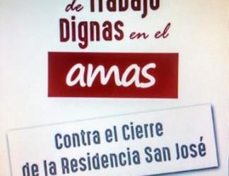 Por unas Condiciones de Trabajo Dignas en el AMAS (Agencia Madrileña de Atención Social)