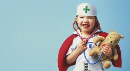 El uniforme de la enfermera
