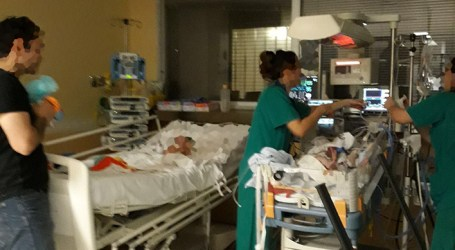 ¿Qué está sucediendo con la UVI de Pediatría en el 12 de Octubre?
