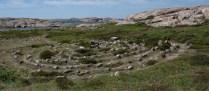 Labyrinten ute på Tjurpannan