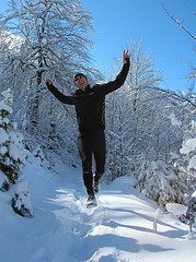 Winter Trailrunning