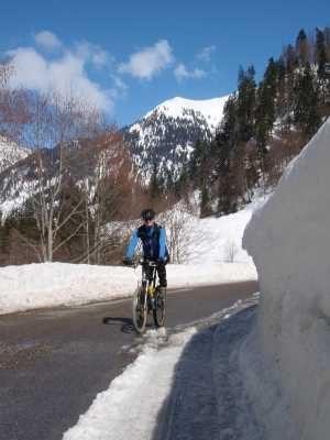Mountainbike Giebelhaus