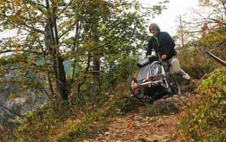 Outdoor Kinderwagen Chariot CX