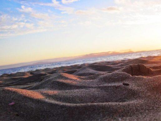 Strand als Dünenlandschaft