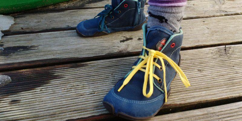 Barfußschuhe für Kinder: Verliebt in Wildling Schuhe