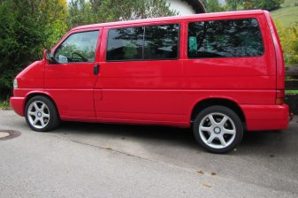 VW T4 Bulli Bus Multivan TDI