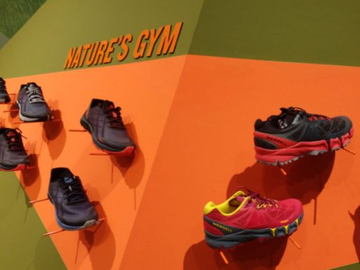 merrell shoes matschbar