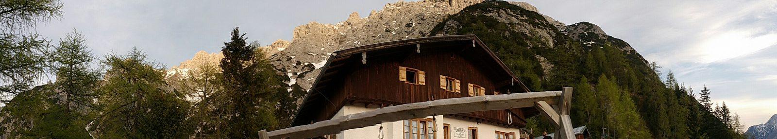 Mittenwalder Hütte DAV Karwendel