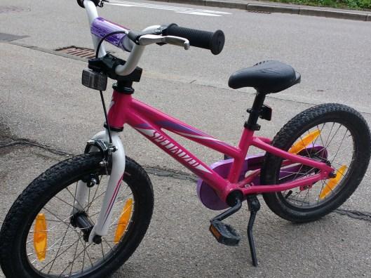 Kinder MTB Specialized Hot Rock Girl Pink