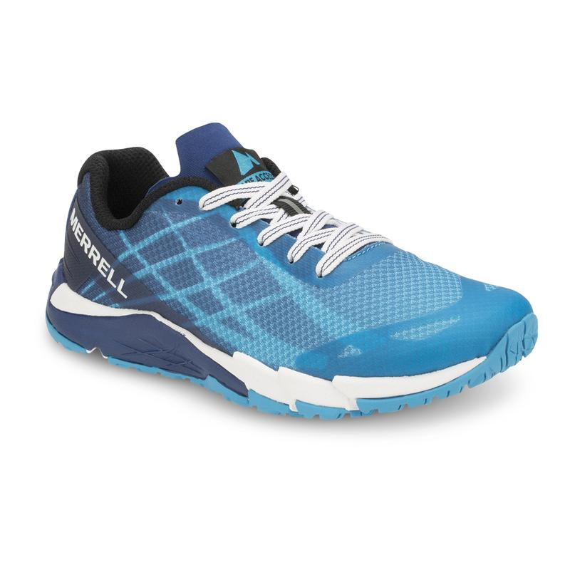 Merrell Bare Access Shoes (blau)