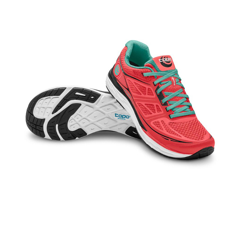 TOPO ATHLETIC W-FLI-LYTE 2 woman (coral)