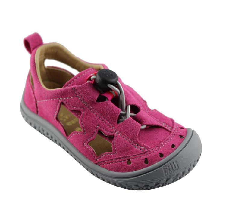 Filii Barefoot Sandale (pink)