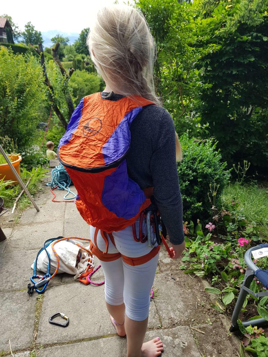 Eco Bag nachhaltiger Rucksack