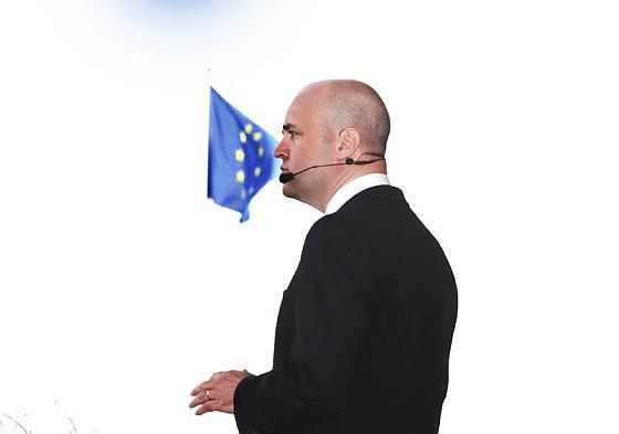 Fredrik Reinfeldt.       Photo Gunnar Seijbold / Government Offices'