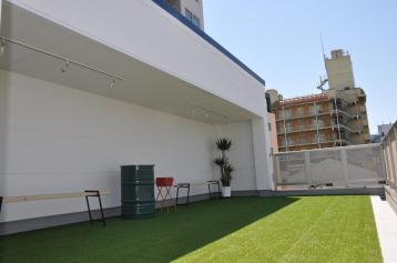 Rooftop-shared-space