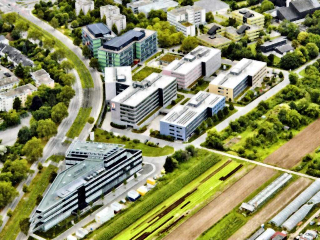 ハイデルベルク・テクノロジーパーク © Heidelberg Technology Park
