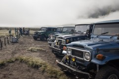 Mt Bromo jeep