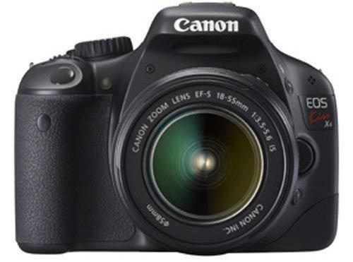 僕が愛用している一眼レフカメラ「EOS Kiss X4」