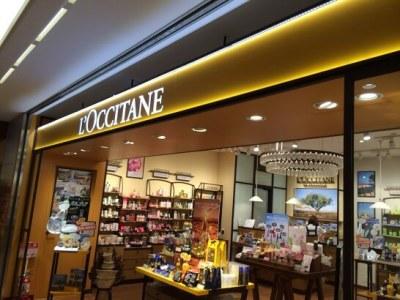 ルミネ内の店舗 (ロクシタン)