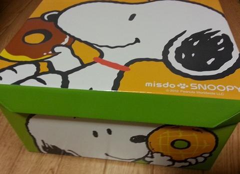 ミスタードーナツの福箱