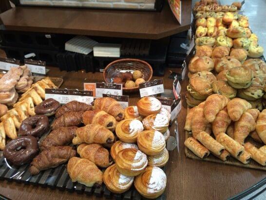 イトーヨーカドーののパン売り場