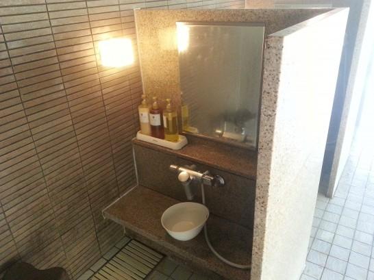 箱根ハイランドホテルのお風呂 (9)