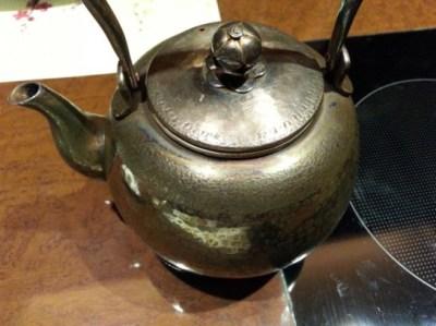 ほうじ茶の容器