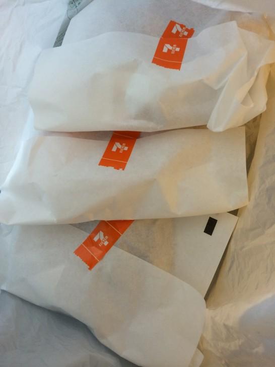 セブンイレブンの店舗独自のnanacoカード入会キャンペーンの特典ドーナッツ