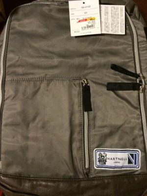 ロフトイエローバザーセールで買った鞄 (3)