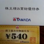 ヤマダ電機の株主優待
