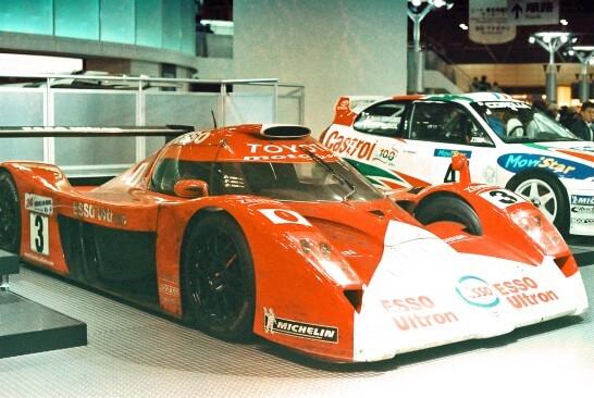 トヨタのスポーツカー