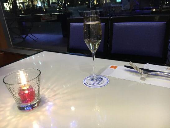 メトロポリタン エドモントのレストラン