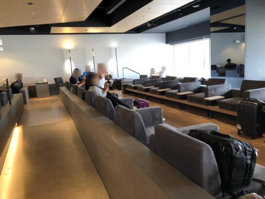 羽田空港のパワーラウンジ(サウス)