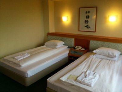 リゾナーレ八ヶ岳のベッド