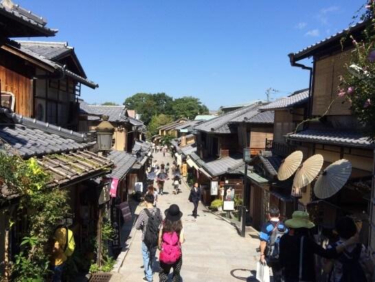 京都の二年坂
