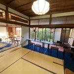 アメックス京都特別観光ラウンジの室内全景