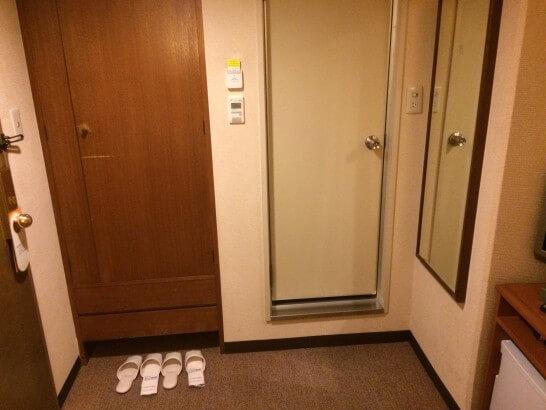 センターホテル大阪の部屋2