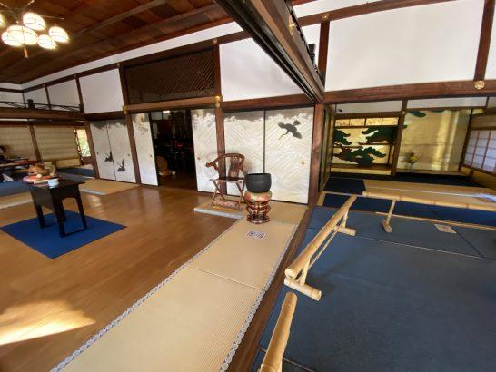 アメックス京都特別観光ラウンジ休憩後の圓徳院拝観 (2)