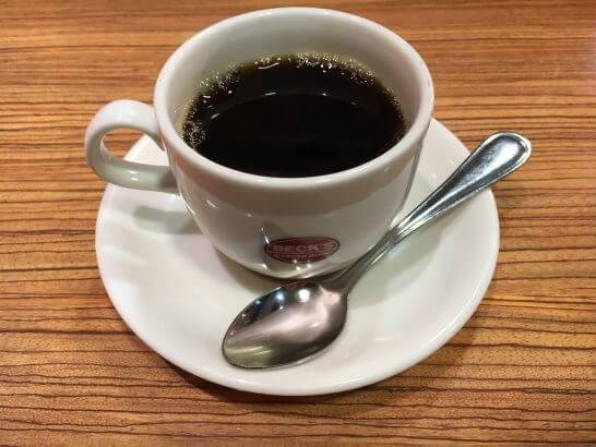 BECKSのコーヒー