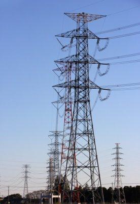 電力の伝送