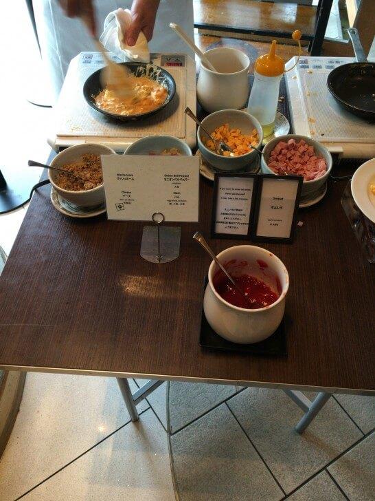 ヒルトン東京ベイの朝食 (5)
