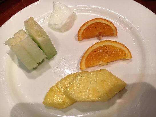 ヒルトン東京ベイの朝食 (8)