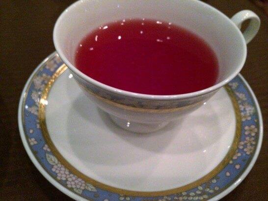 ル・トリアノンの紅茶