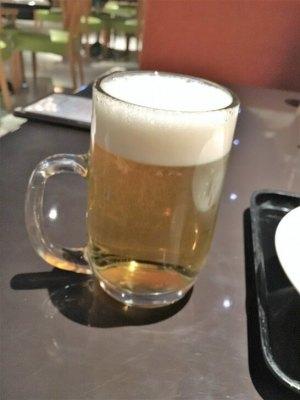 ヒルトン東京ベイの飲み放題のビール