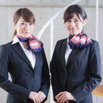 2名の女性スタッフ
