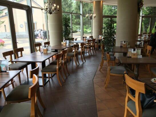 フォレスト・イン昭和館のレストラン