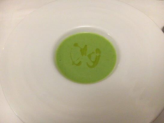 プリミ・バチのスープ