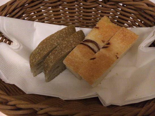 プリミ・バチのパン