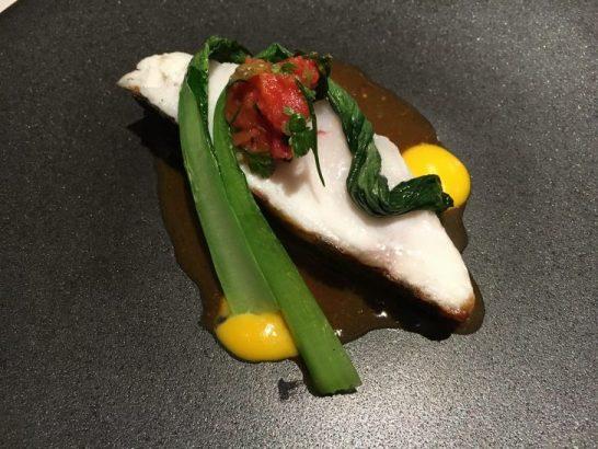 ヴァリノールの魚のソテー